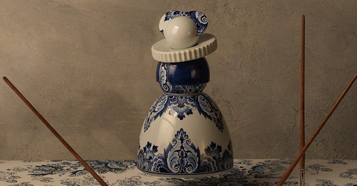 Glorious Delft Blue